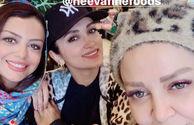عکس مهمانان بازیگر روناک یونسی در کانادا