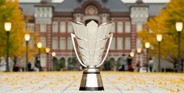 کاپ قهرمانی ملتهای آسیا 2019 به ژاپن رسید+عکس