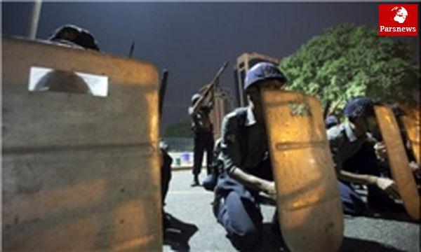 حکومت نظامی در میانمار
