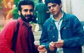 عکس سفر کاری دو کارگردان مطرح سینما 24 سال پیش