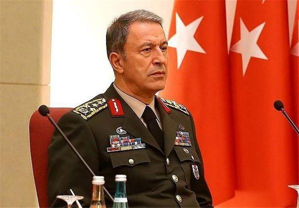 ترکیه خواستار آتشبس در ادلب شد