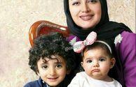 شیلا خداداد و دختر و پسر بامزه اش+عکس