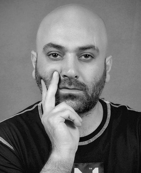 ظاهر جدید مهدی کوشکی + عکس