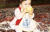 کودکی های بامزه ملیکا شریفی نیا + عکس