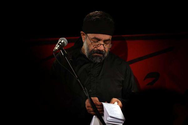 اشعار کنایهآمیز محمود کریمی درباره فایل صوتی ظریف