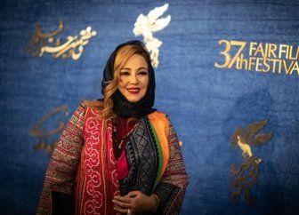 واکنش تند «بهنوش بختیاری» به انتقادها علیه پوشش در جشنواره فجر/ تصاویر
