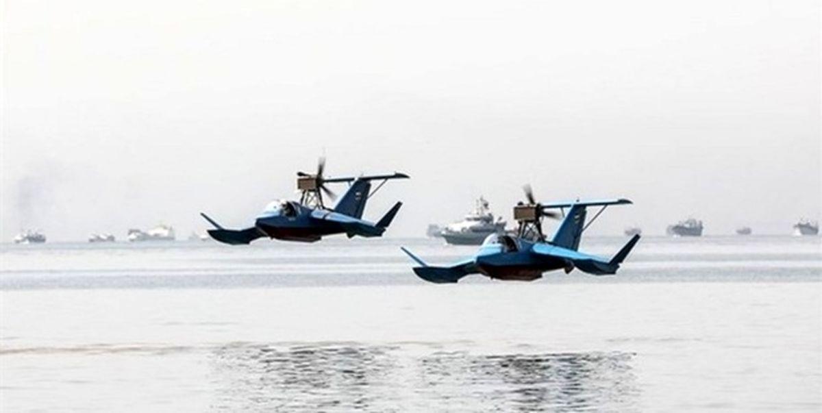 ایران از قایق پرنده نیروی دریایی سپاه چه استفاده ای می کند ؟ + عکس