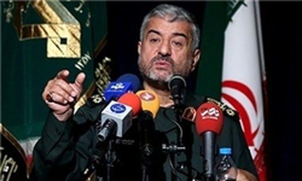 سردار جعفری: تلاش داعش برای ناامنی در ایران خنثی شده