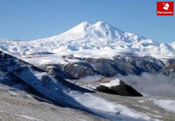 پیکر کوهنورد ایرانی درارتفاعات آلبروس پیدا شد