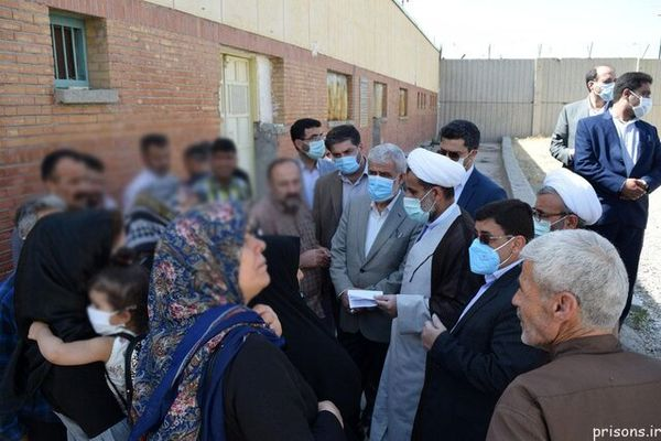 مجموعه استراحتگاهی خانوادههای زندانیان تهران بزرگ ساخته میشود