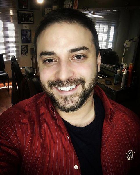 مدل موی جدید بابک جهانبخش + عکس