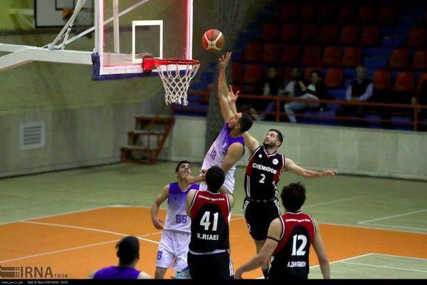 آخرین بسکتبالیست خارجی هم وارد لیگ ایران شد