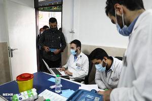 ثبتنام ۵ هزار دانشجو به عنوان واکسیناتور داوطلب