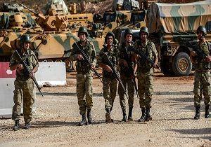 حمله به یک پست دیدبانی ترکیه در شهر ادلب سوریه
