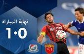 شکست شانگهای SIPG مقابل یوکوهاما در لیگ قهرمانان آسیا