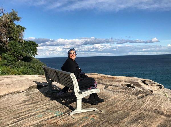 پانته آ بهرام در سواحل سیدنی + عکس