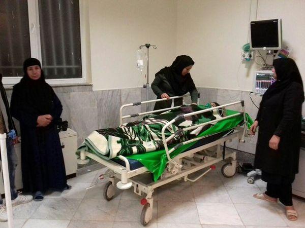 اعلام مصدومیت 634 نفر تا کنون در زلزله شب گذشته کرمانشاه + عکس