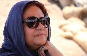 ناگفته های رابعه اسکویی از سفرش و بازگشت به ایران