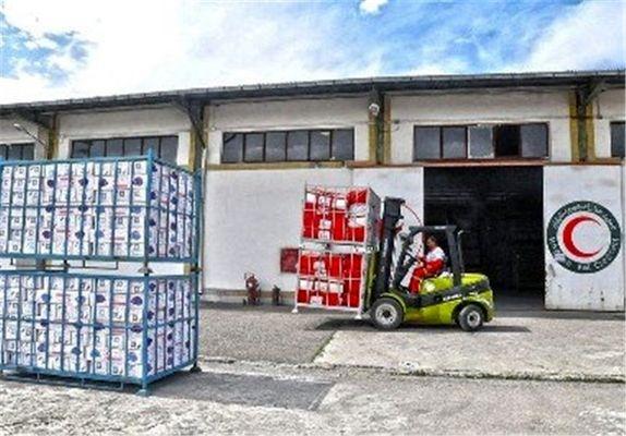 هشدار درباره خالی شدن انبارهای امدادی کشور