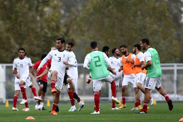 تصمیم دسته جمعی ملیپوشان فوتبال ایران
