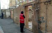 بازدید خانه به خانه آتش نشانی برای پیشگیری از مرگ خاموش