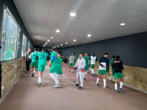 غیبت ۳ بازیکن در تمرینات تیم ملی فوتبال امید