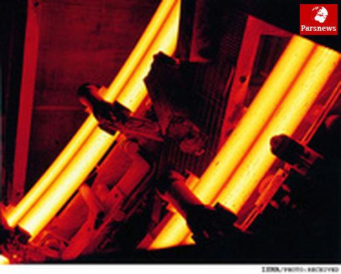 تولید فولاد ایران به ۲.۳ میلیون تن رسید