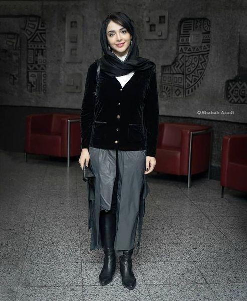 المیرا دهقانی در جشنواره فجر + عکس