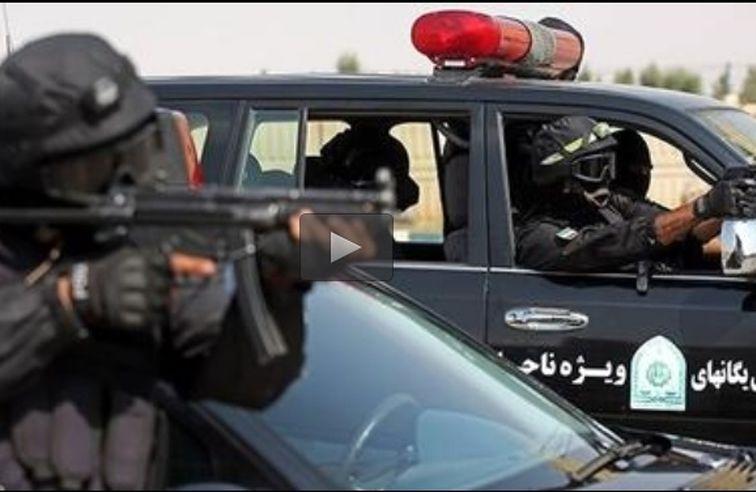 عملیات دیدنی پلیس یگان ویژه نوپو+ فیلم