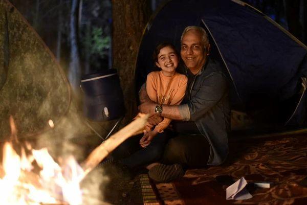 دختر کوچولوی دوست داشتنی مهران مدیری + عکس