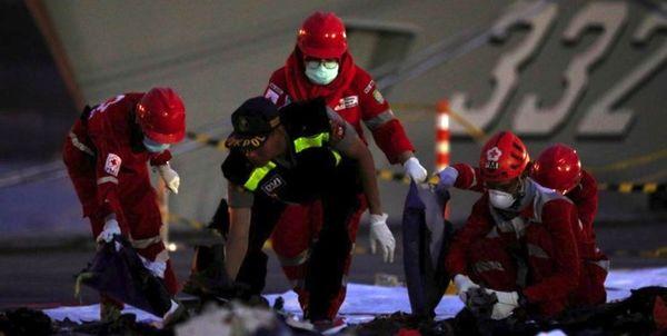 لاشه هواپیمای اندونزی پیدا شد