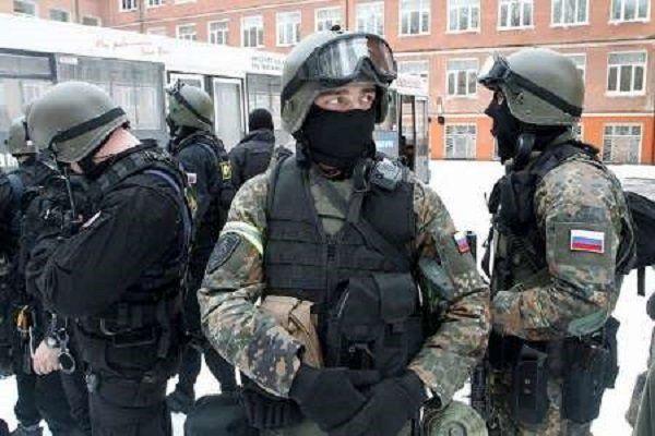 باند تولید بمب و سلاح جنگی در روسیه منهدم شد