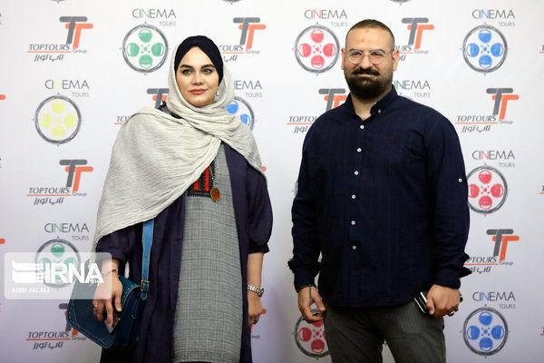 کارگردان مشهور خانم در کنار همسرش + عکس