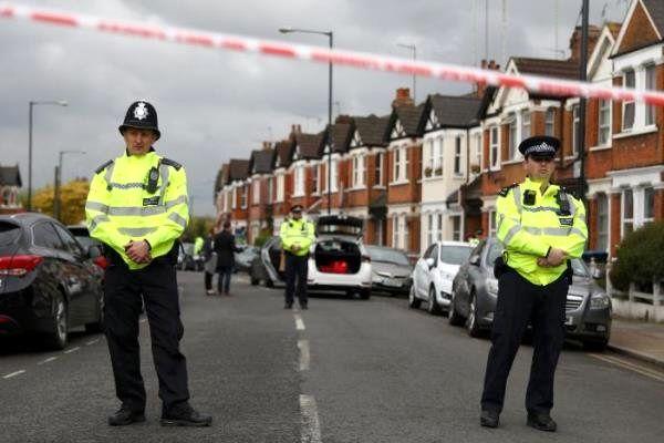 پلیس انگلیس چندین جاده در مرکز لندن را مسدود کرد