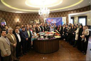 این نماینده مردم به ایرانیها اعتماد ندارد+عکس
