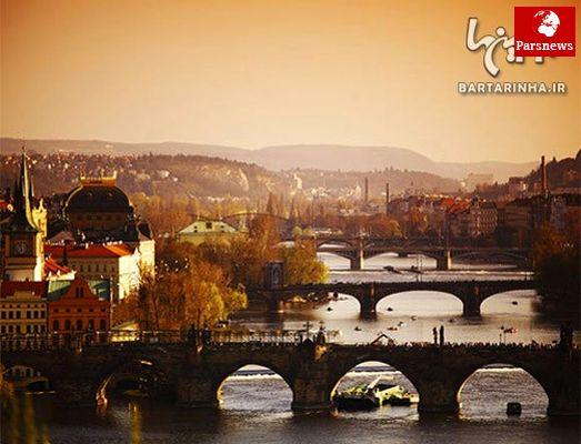 کم هزینهترین شهرهای اروپایی برای مسافرت