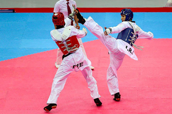 ۱۷ مدال پومسه روهای ایران در رقابتهای قهرمانی آسیا