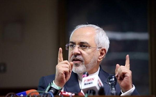 واکنش ظریف به ادعای آمریکا درباره فعالیت موشکی ایران