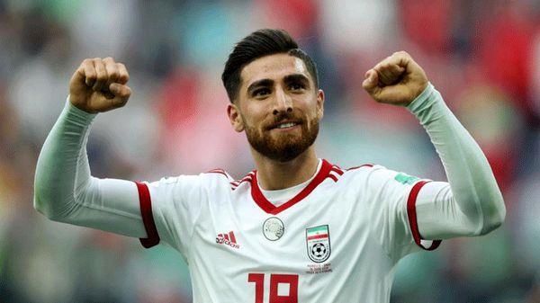 شانس به ستاره تیم ملی رو کرد