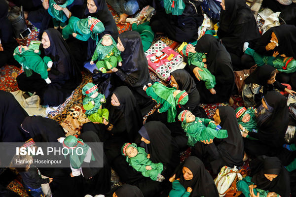 همایش شیرخوارگان حسینی جمعه ۲۳ شهریور برگزار میشود