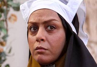 خانم بازیگر چگونه مردم را برای مرگ ندیمه مهربان دلداری داد؟ +تصاویر