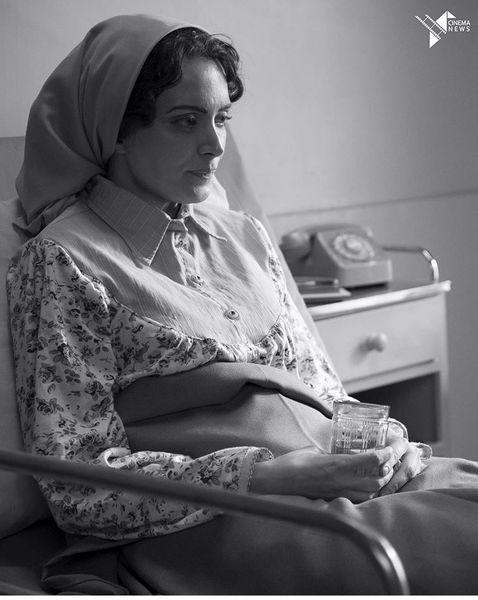 بهنوش طباطبایی در بیمارستان + عکس