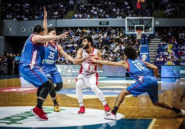 سناریوی فدراسیون جهانی بسکتبال برای ایران