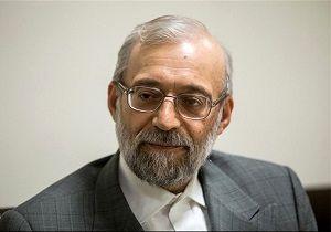 لاریجانی: گزارشی که صدا وسیما پخش کرد چیز پنهان و محرمانهای نبود