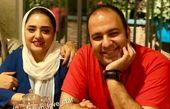 نرگس محمدی و همسرش در رستوران+عکس