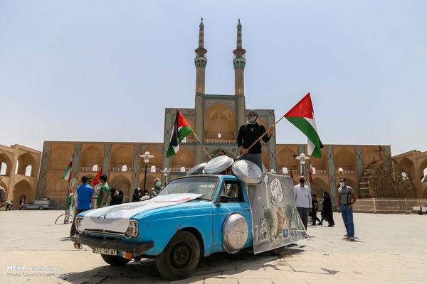 گنبد آهنین اسرائیل به روایت تصویر!