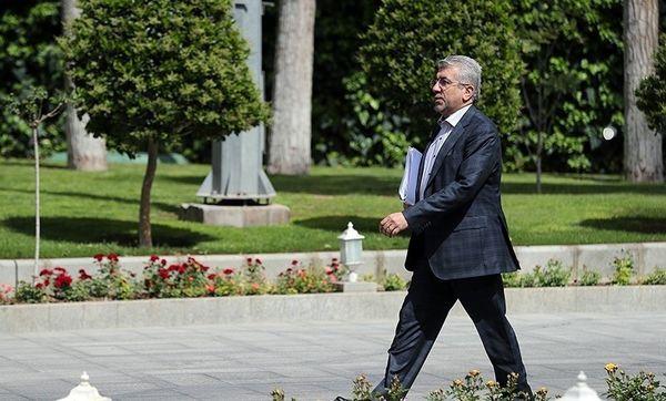 وزیر نیرو به منظور مذاکرات عازم آلمان شد