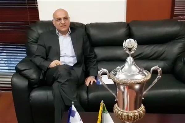 فتحی: هواداران نگران نباشند به زودی این جام را پس خواهیم گرفت