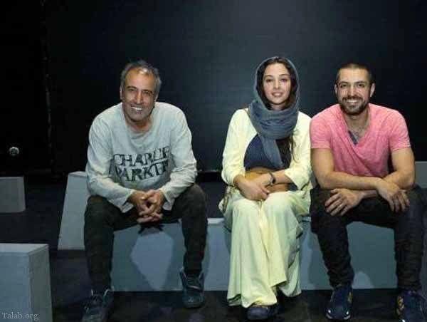 اشکان خطیبی و همسر هنرمندش+عکس