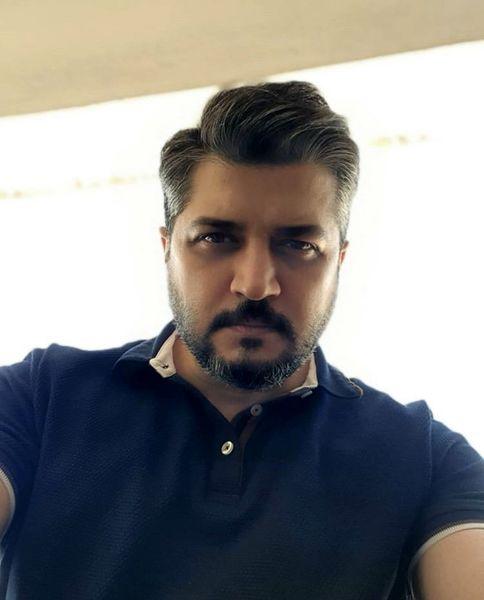 سلفی جدید پندار اکبری + عکس